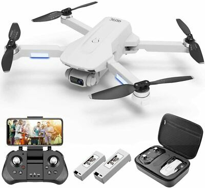 F8 4K GPS Dual camera drone Quadcopter Brushless RC HD 5G FPV foldable selfie