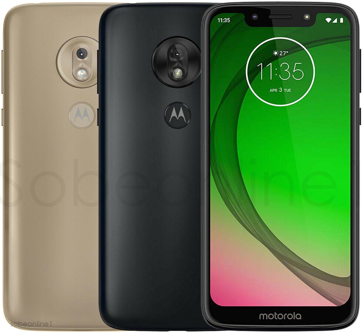 """Motorola Moto G7 Play 32GB 2GB XT1952-1  DUAL SIM  5.7"""" 13MP"""