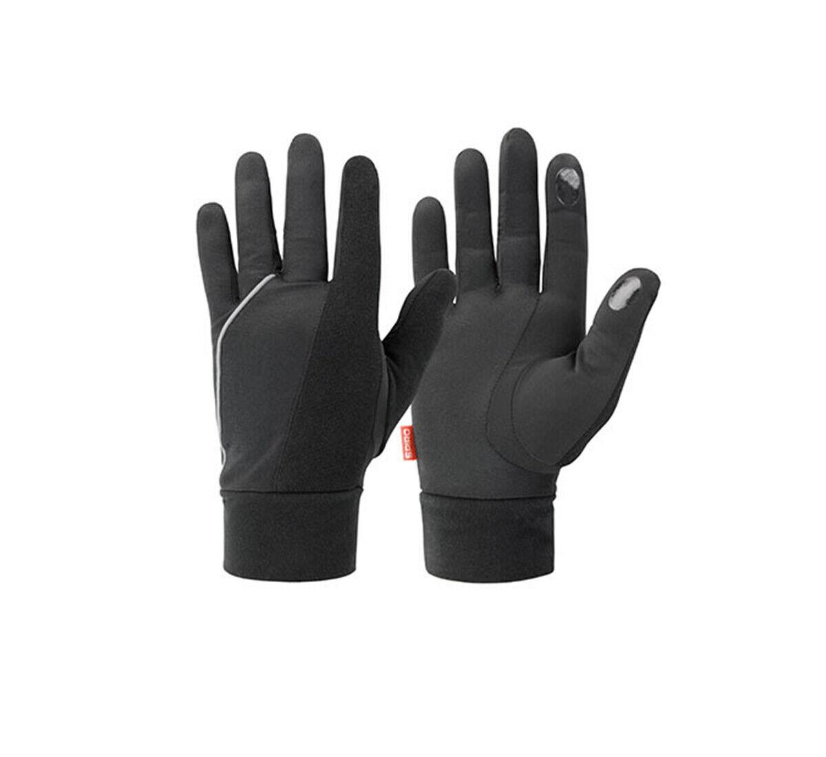 Laufhandschuhe Winter Herren Damen Handschuhe Joggen Sport Trainingshandschuhe