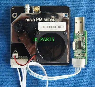 Original Nova Sds011 Laser Dust Sensor Pm2.5 Pm10 Brand New