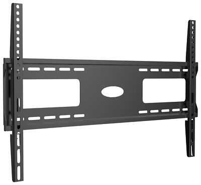 Ultra Flat TV Wall Bracket Mount Plate TCL Techwood 50 55 58 60 65 70 inches Mount Wall Plate