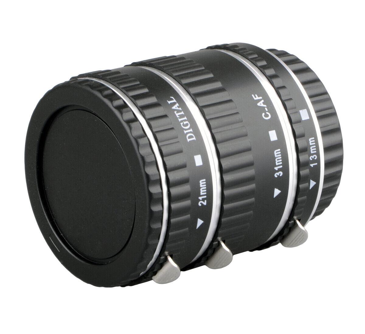 Af entre anillos para una Nikon d40//60//300//3100//7000