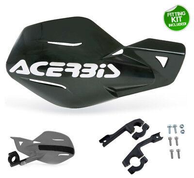 Acerbis Handguards MX UNIKO schwarz Motocross Handprotektoren