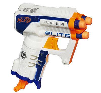 Hasbro Nerf N-Strike Elite Spielzeugblaster Dart Blaster Triad EX-3 A1690E35