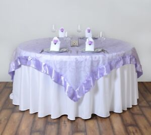 Beautiful table overlay for your special event. Wedding decor