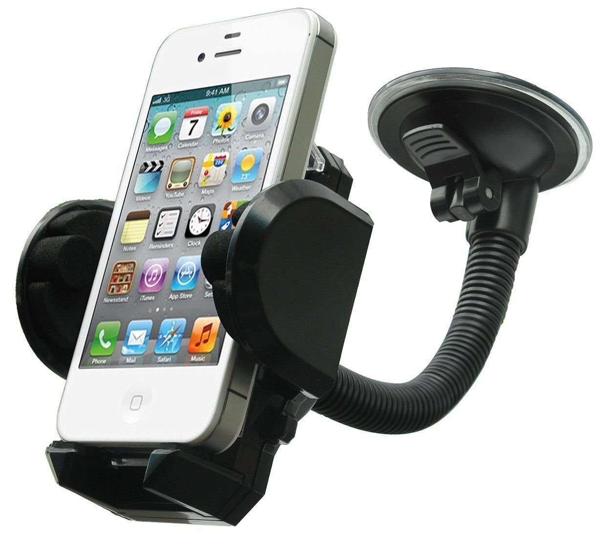 car iphone holder 360 176 car windshield mount holder bracket cradle for iphone 10338
