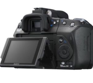 Sony DSLR camera