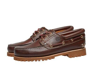 Timberland Herren Schuhe Authentics 3 Eye Classic Bootsschuhe Boot