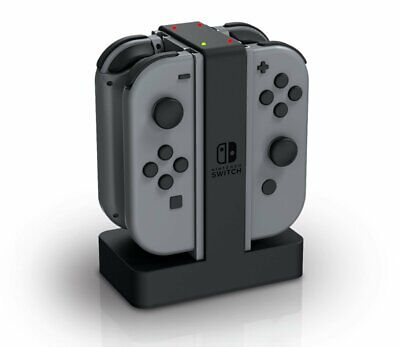 Nintendo Switch 4 Joy-Con Controller Wired Charging Dock