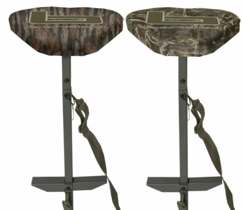 NEW BANDED GEAR DELUXE SLOUGH STOOL - MARSH SWAMP SEAT DUCK HUNTING CAMO -