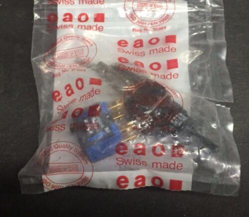 EAO 51-387.022DX Key Switch