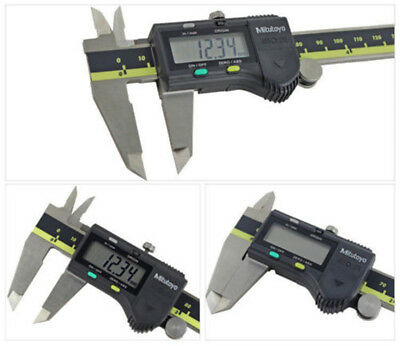 New Mitutoyo Caliper 500-196-20 30 150mm Absolute Digital Digimatic Vernier