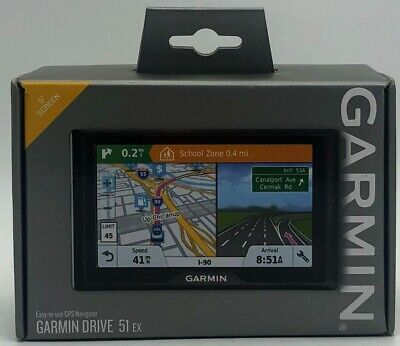 Garmin Drive 51 EX GPS (Latest Model)-753759241346