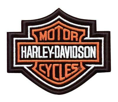 Global Products Inc. Harley Davidson Emblema Parche Grande EMB302386