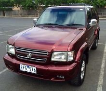 2002 Holden Jackaroo Equipe SE Noble Park Greater Dandenong Preview
