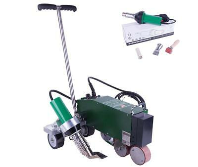 Pvc Tpo Hot Air Roofing Welder With Free Heat Gun Kits With 40mm Overlap Nozzle