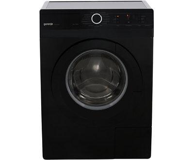 Gorenje W6222PB/S Waschmaschine Freistehend Schwarz Neu