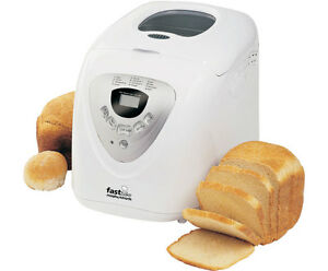 Morphy Richards 48280 Fastbake Bread Maker with 12 programmes White - from AO