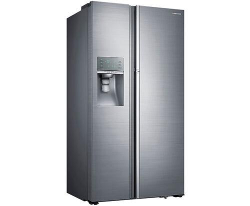 Samsung Side By Side Kühlschrank Weiß : Samsung rs thcsl side by side kühl kühlschrank