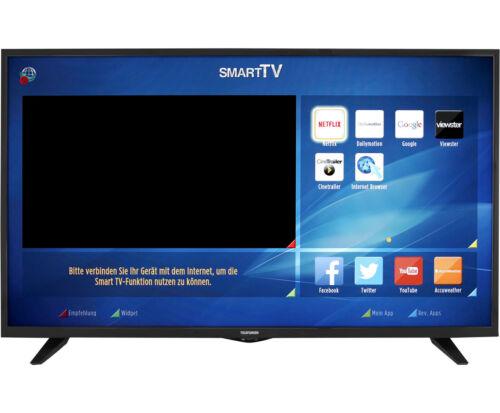 Telefunken D55F289N4CWI Full HD LED Fernseher 140 cm [55 Zoll] Schwarz