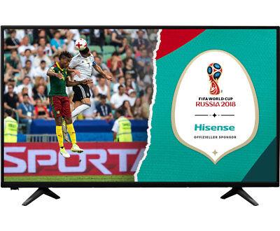 Hisense H39AE5000 Full HD LED Fernseher 98 cm [39 Zoll] Schwarz