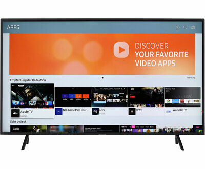 Samsung UE65RU7179UXZG 4K/UHD LED Fernseher 163 cm [65 Zoll] Schwarz