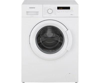 Siemens WM14B222 iQ100 Waschmaschine Freistehend Weiss Neu