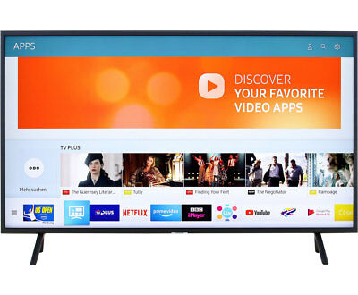 Samsung UE43NU7199UXZG 4K/UHD LED Fernseher 108 cm [43 Zoll] Schwarz