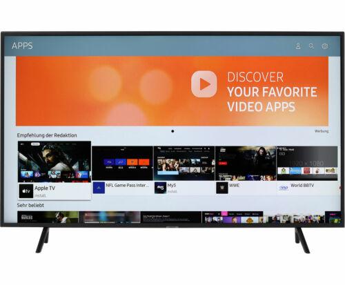 Samsung UE43RU7179UXZG 4K/UHD LED Fernseher 108 cm [43 Zoll] Schwarz