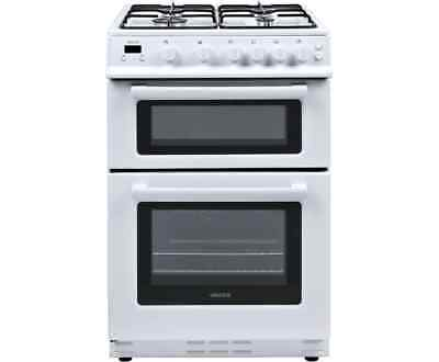Electra TG60W A+ Gas Cooker with Gas Hob 60cm Free Standing White New