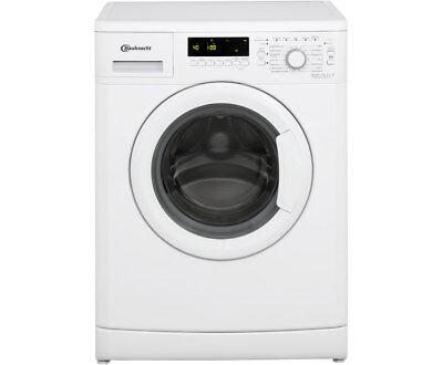Bauknecht WA PLUS 744 A+++ Waschmaschine Freistehend Weiss Neu