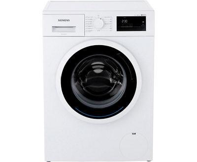Siemens WM14N0A1 Waschmaschine iQ300 Freistehend Weiß Neu