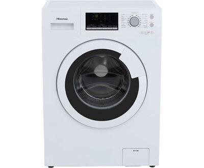 Hisense WFU 6012 WE Slim Waschmaschine Freistehend Weiss Neu