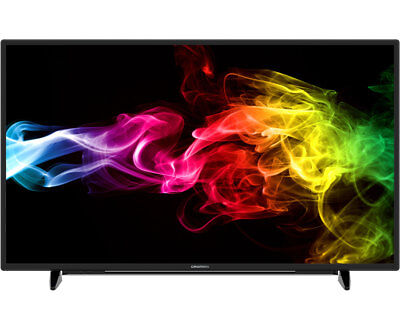 Grundig 55 GUB 8888 4K/UHD LED Fernseher 139 cm [55 Zoll] Schwarz