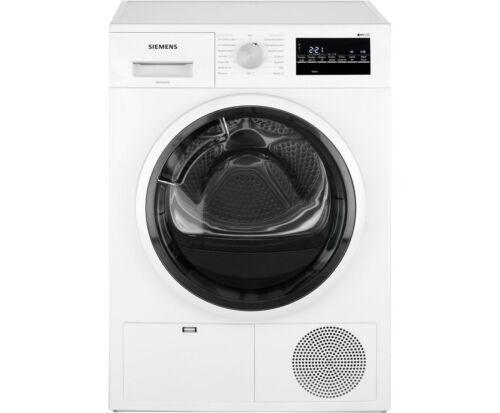 Siemens WT46G401 iQ500 Trockner Freistehend Weiß Neu