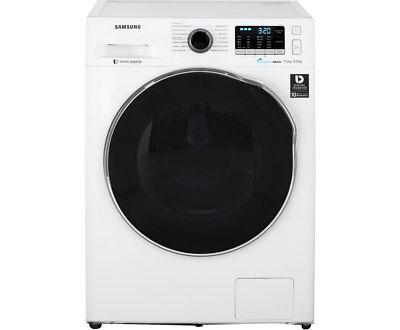 Samsung WD72J5A00AW/EG Waschtrockner Weiß Wir schließen Ihr Gerät auch