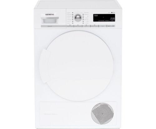Siemens WT44W5W0 iQ700 Wärmepumpentrockner Freistehend Weiß Neu