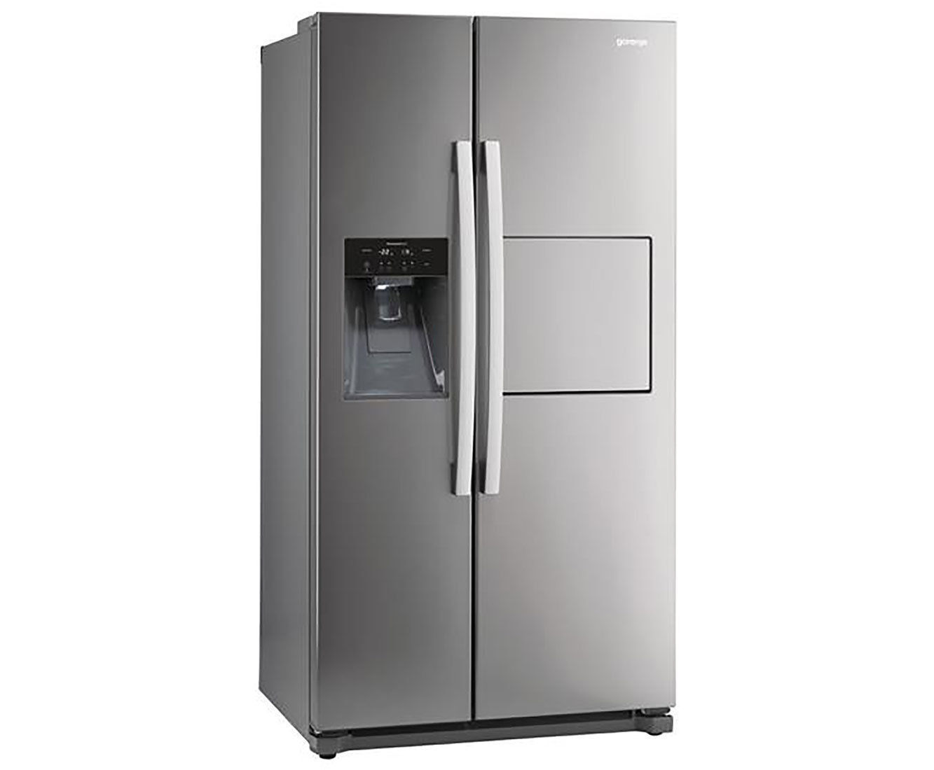Gorenje NRS9182CXB Side by Side