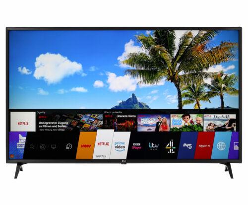 LG 60UM71007LB 4K/UHD LED Fernseher 153 cm [60 Zoll] Schwarz