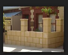 RECONSTITUED  / LIMESTONE BLOCKS Morley Bayswater Area Preview