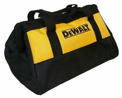 DeWALT Tool Bag Small Contractor Soft Storage Case Tote 20V 12V Drill Impact