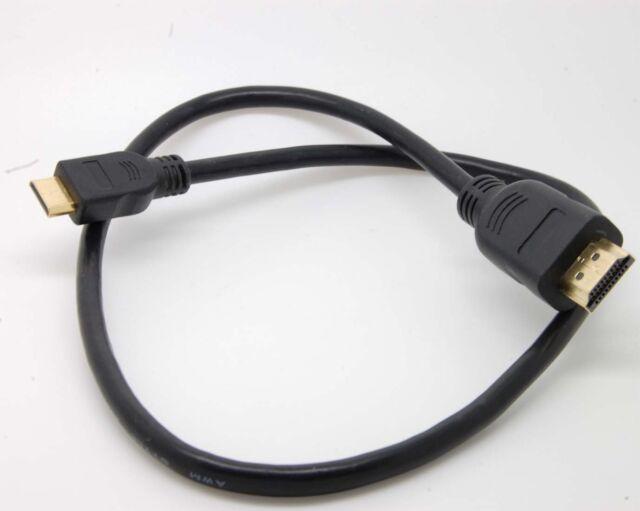 Mini HDMI Type C Audio Video Cable/cord/lead for Polaroid Internet ...