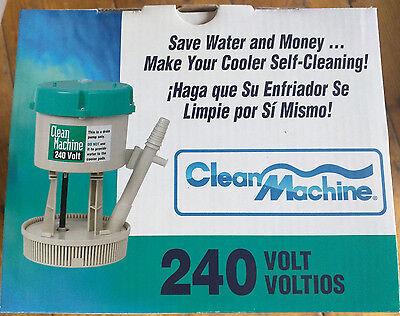 Adobe Air CM240B Power Clean Purge Pump for Evaporative Swamp Cooler Adobeair