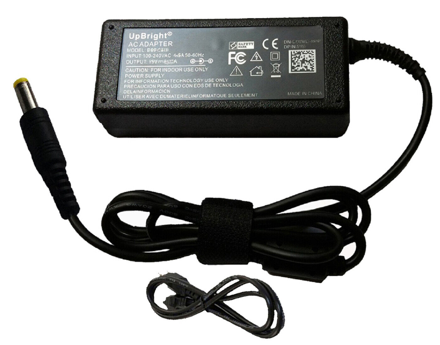 105V 43A AC Adapter Power Supply Charger For Sony VAIO Pro 13 Duo 13 Ultrabook