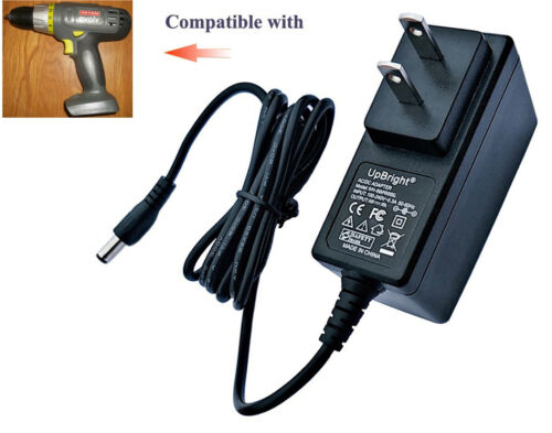 AC Adapter For Craftsman Ni-Cd 320.30864 32030864 by Sears Cordless Drill Driver