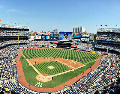 NEW YORK YANKEES Yankee Stadium Photo 8x10 or 11x14 NY Skyline Baseball Picture