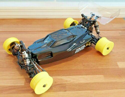 TLR 22-4 2.0 1/10 4WD BUGGY - TEAM LOSI RACING