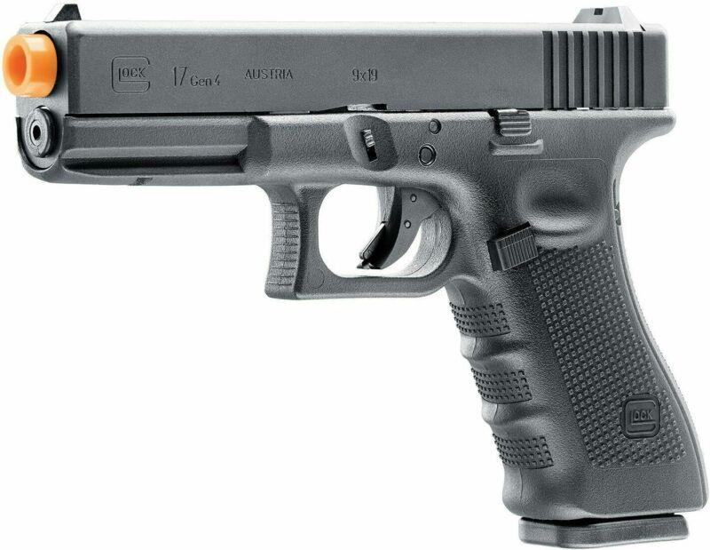Umarex Elite Force - Glock 17 Gen4 - GBB 6MM Blowback Green-Gas Airsoft Pistol