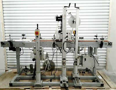 Auto Labe 630-bh 630bh Automatic Labeling System 3 Application