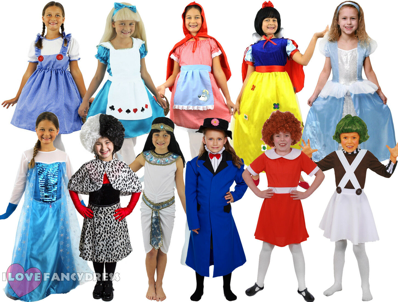 Child Sparkly Witch Kit The Worst Witch Girls Book Week Day Fancy Dress Set Kids